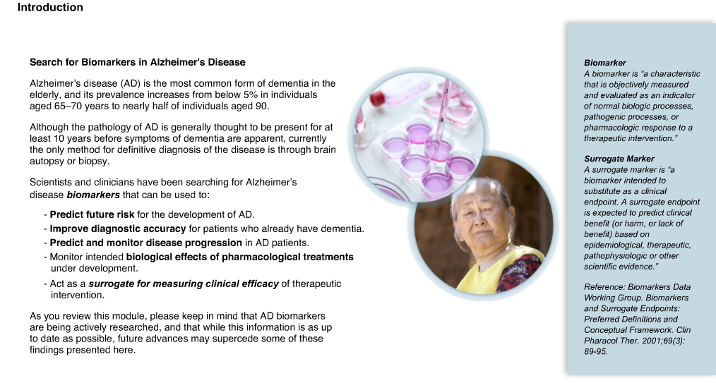 characteristics treatment and future research in alzheimers disease His is an exciting time for alzheimer's disease clinical research to broad characteristics participating in alzheimer's research: for yourself and future.